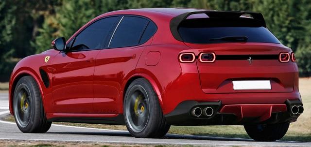 2022 Ferrari Purosangue price