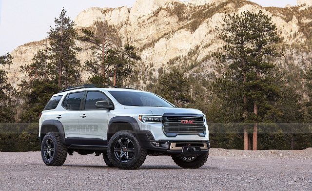 2022 GMC Jimmy