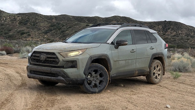 2022 Toyota RAV4 TRD Off Road