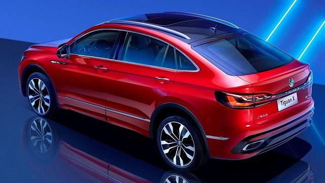 2022 VW Tiguan Coupe Hybrid