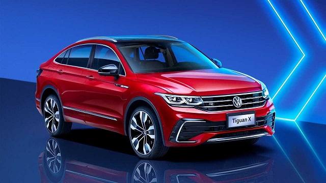 2022 VW Tiguan Coupe