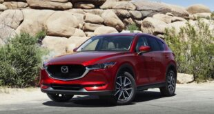 2022 Mazda CX-5 Featured