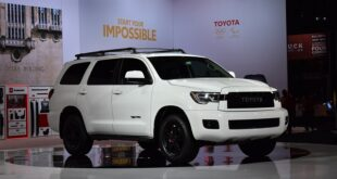 2022 Toyota Sequoia Featured