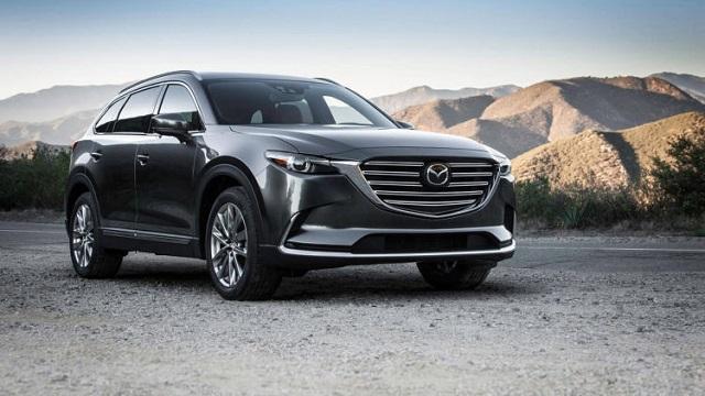 2022 Mazda CX-9