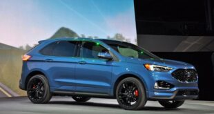 2022 Ford Edge featured