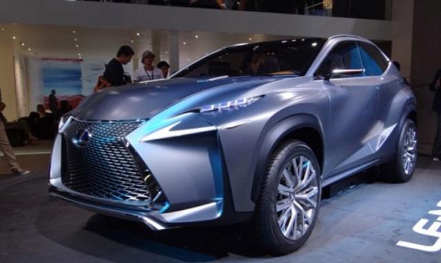 2022 Lexus NX Concept