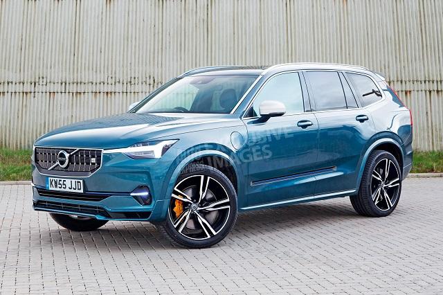 2022 Volvo XC90 Redesign
