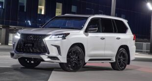 2022 Lexus LX Featured
