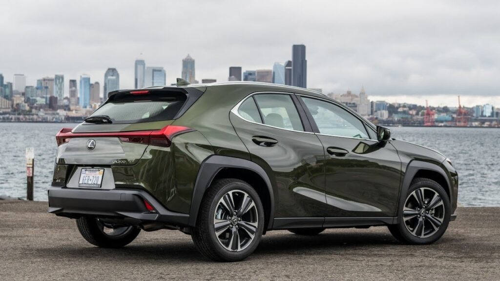 2022 Lexus UX Features