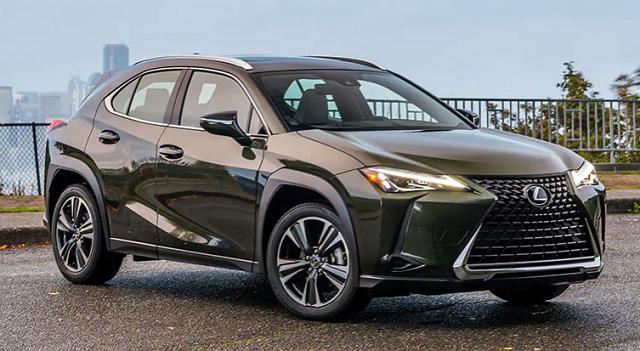 2022 Lexus UX