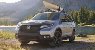 2022 Honda Passport Featured