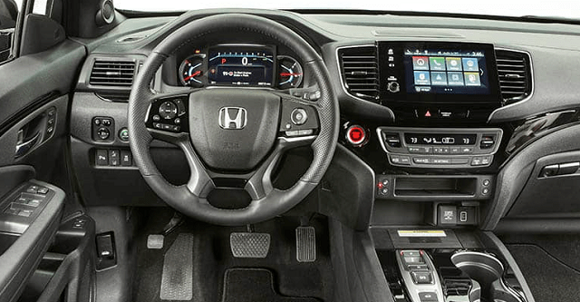 2022 Honda Passport Interior