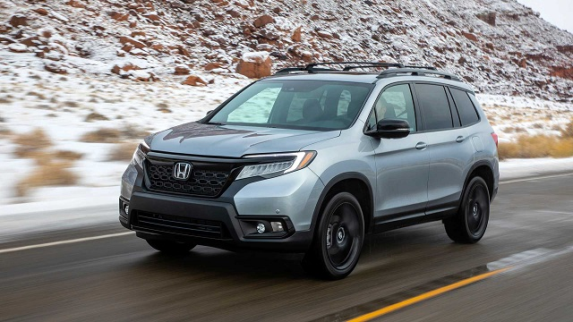 2022 Honda Passport