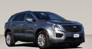 2022 Cadillac XT5 featured
