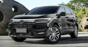 2022 Honda CR-V Render