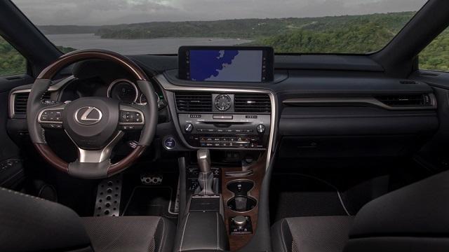 2022 Lexus RX 350 Interior