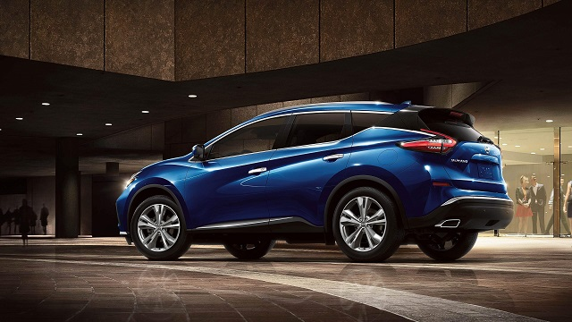 2022 Nissan Murano Release Date