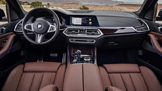 2022 BMW X5 Interior