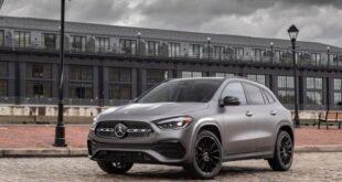 2022 Mercedes GLA