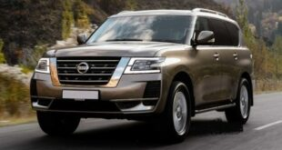2022 Nissan Armada Featured