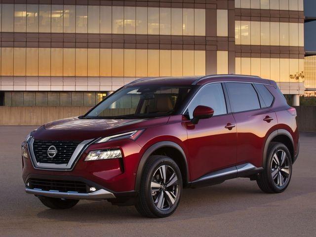 2022 Nissan Rogue
