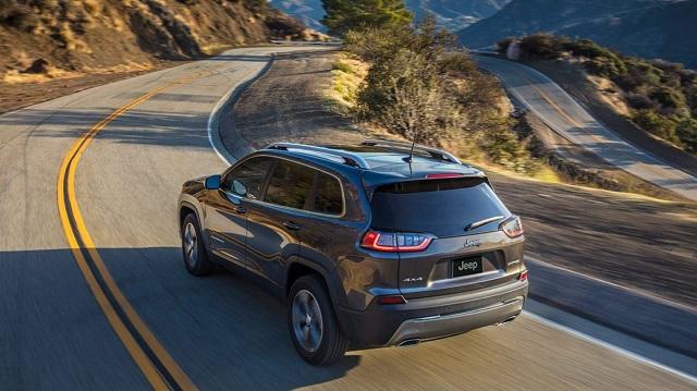 2022 Jeep Cherokee Release Date