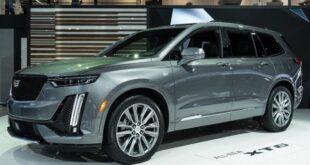 2022 Cadillac XT6 Sport AWD