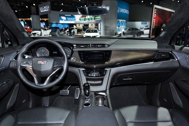 2022 Cadillac XT6 Sport Interior
