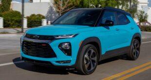 2022 Chevy Trailblazer featured