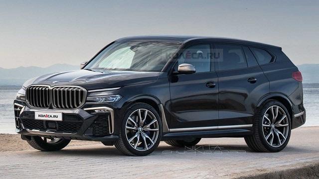 2022 BMW X8 render motor 1