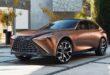 2022 Lexus LQ featured