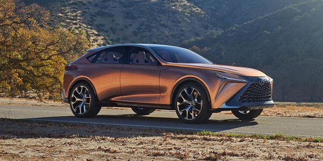 2022 Lexus LQ