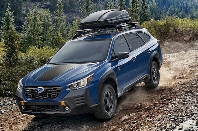 2022 Subaru Forester Wilderness Outback