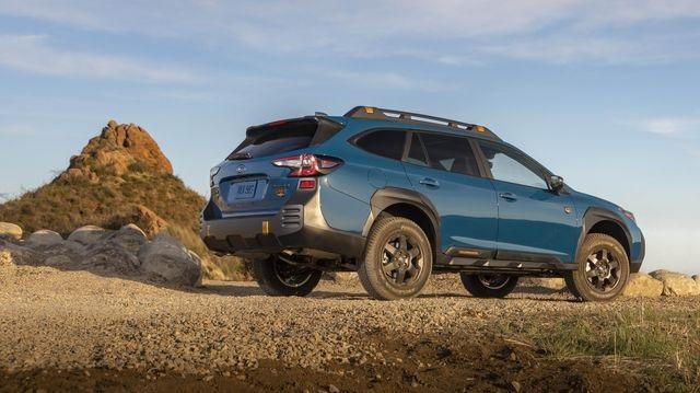 2022 Subaru Outback Wilderness Release Date