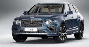 2022 Bentley Bentayga featured