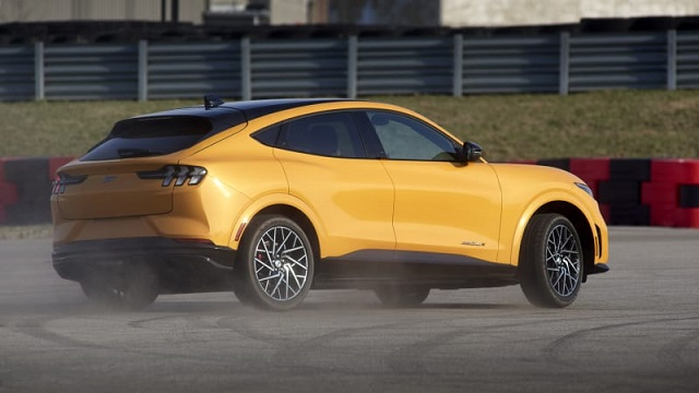 2022 Ford Mustang Mach-E GT Release Date