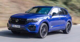 2022 VW Touareg R