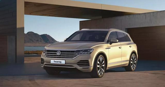 2022 VW Touareg