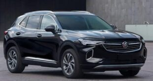 2022 Buick Envision Featured