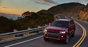 2022 Jeep Grand Cherokee SRT Featured