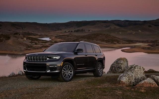 2022 Jeep Grand Cherokee SRT