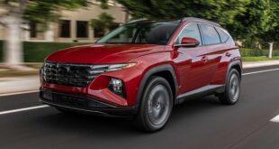 2022 Hyundai Tucson featured