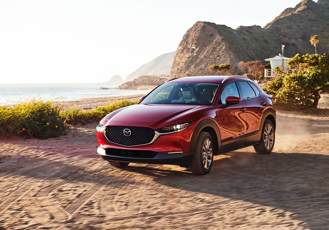 2022 Mazda CX-30 Features