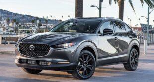 2022 Mazda CX-30 changes